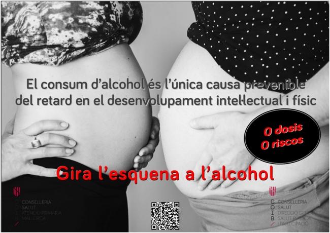 Salud alerta de los peligros de consumir alcohol durante el embarazo