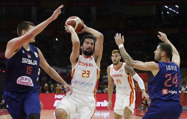 España vence a Serbia 81- 62