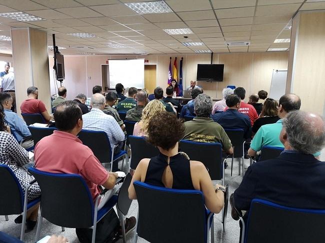 Reunión del comité técnico que coordina los planes de emergencias vinculados a la meteorología adversa