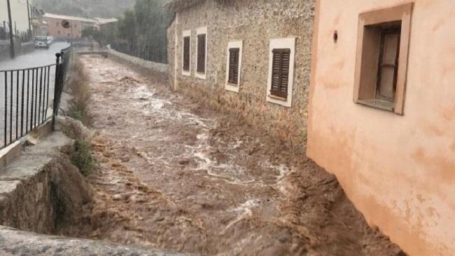 Educación suspende las clases en los centros educativos de la Serra de Tramuntana, Norte y Este de Mallorca