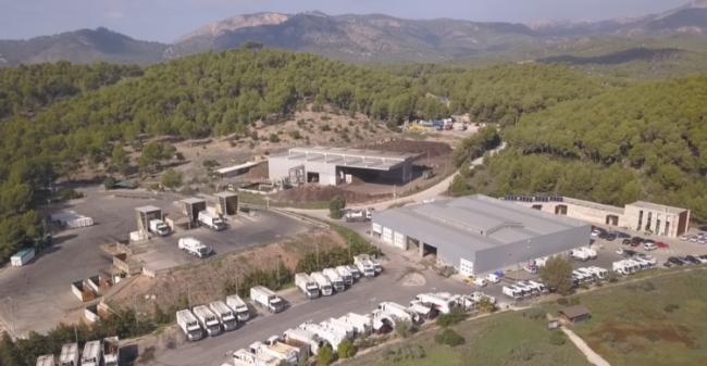 El Consell aprueba dos mociones de Ciudadanos (Cs), sobre la planta de lodos de Calvià