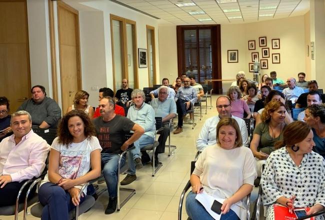 Sostenibilidad ambiental, social, económica y municipalismo, prioridades de los Socialistas de Mallorca para los próximos meses