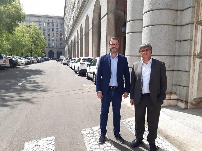 Reclaman al Ministerio para la Transición ecológica la agilización de la tramitación de la nueva depuradora de Palma