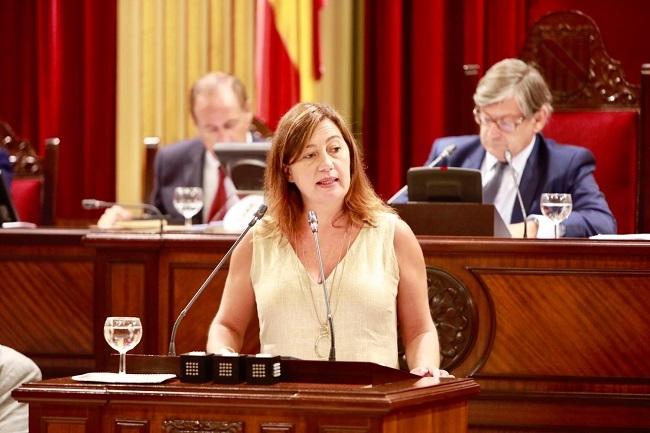 """Company a Armengol: """"Deje de tapar el escándalo de los abusos a menores tutelados"""""""