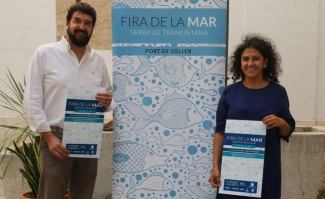 El Puerto de Sóller se prepara para la IV Feria del Mar Serra de Tramuntana