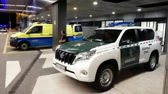 La Guardia Civil cuenta con un plan específico para la seguridad en centros de atención médica contra las agresiones y amenazas