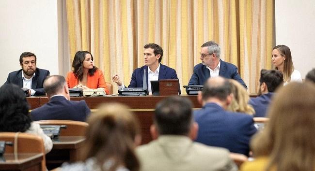 Rivera: 'El 10 de noviembre es la oportunidad de los españoles de pasar página al sanchismo y al sectarismo'