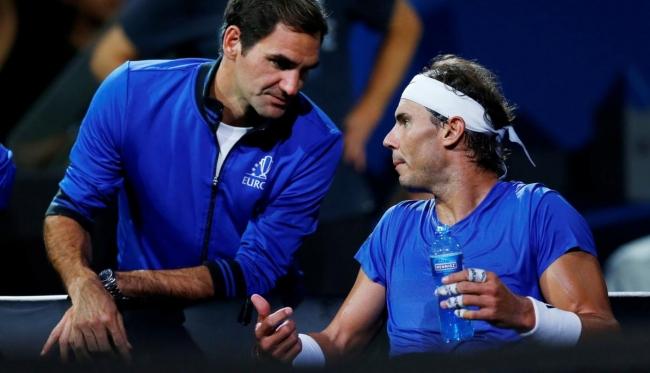 Nadal gana a Raonic y Europa coge ventaja en la Laver Cup