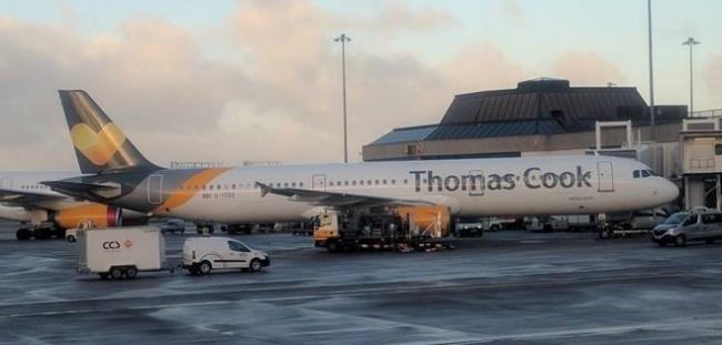 Derechos de los viajeros afectados por la quiebra de Thomas Cook Airlines
