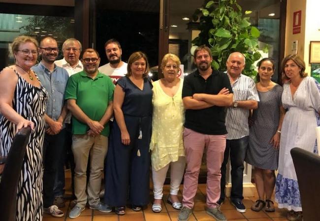 Antoni Cànaves es elegido nuevo secretario general de los Socialistas de Pollença