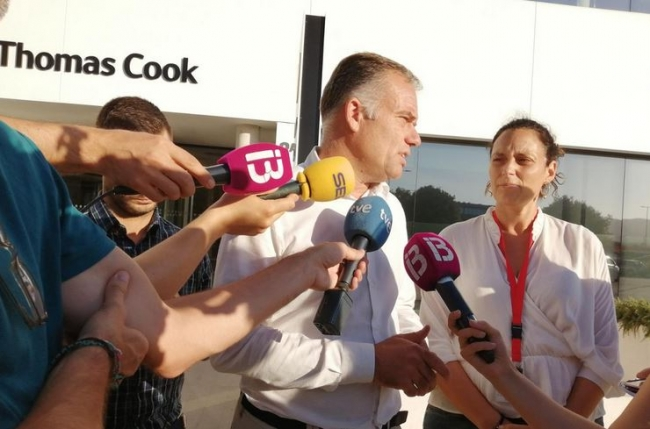 La mayoría de trabajadores de Thomas Cook que solicitaron la ayuda del govern ya han cobrado o cobrarán en los próximos días