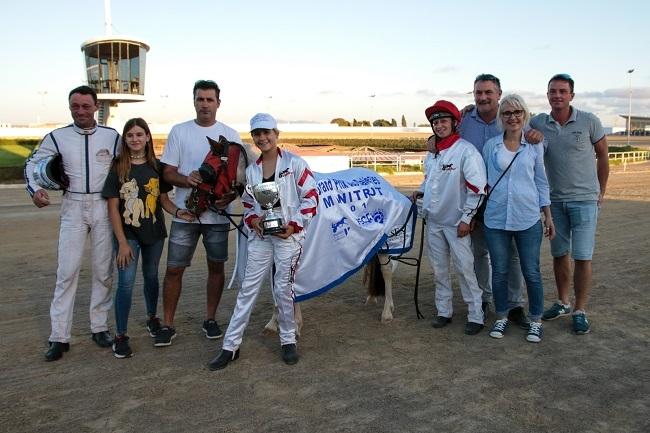 El hipódromo Son Pardo ha acogido este domingo el Grand Prix des Baléares