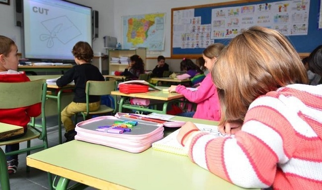 En la última semana han dado positivo 1 docente y 175 alumnos