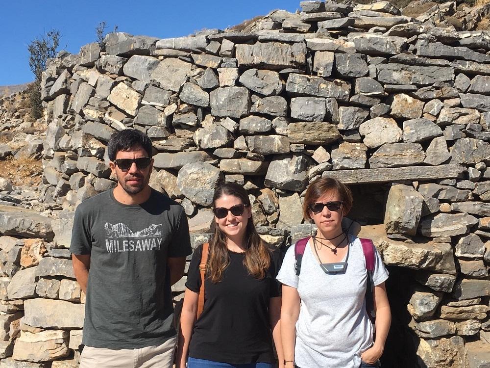 El Consell participa en Creta en un proyecto sobre rutas de montaña sostenibles