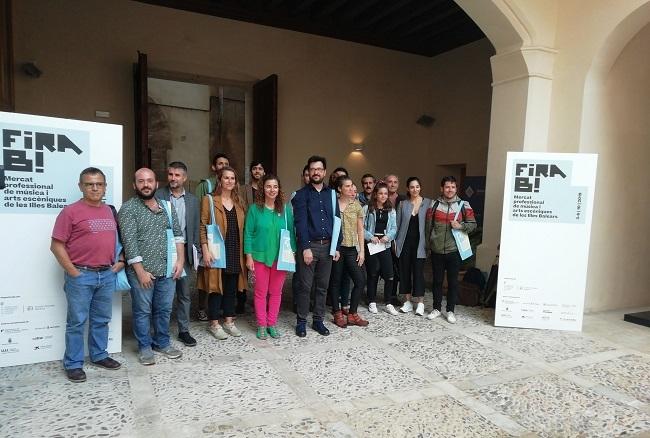 Arranca la quinta edición de Fira B!, el Mercado Profesional de Música y Artes Escénicas de las Illes Balears