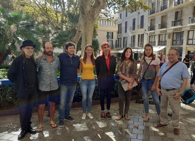 Palma y los artistas acuerdan un calendario de reuniones para mejorar el decreto que regula su actividad en la calle
