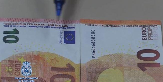 La Policía Nacional avisa de billetes falsos en toda España