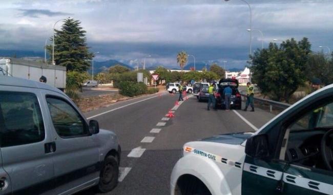 La Guardia Civil cierra el verano con 15 detenidos en Ibiza pertenecientes a la banda del Rolex