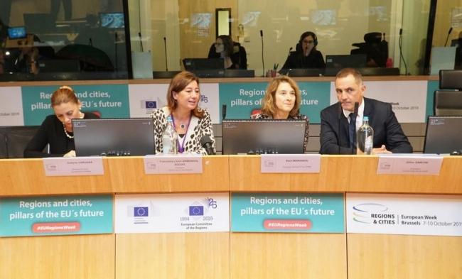 Baleares, Córcega, Cerdeña y Gozo se alían para que la Unión Europea compense los efectos de la insularidad mediterránea