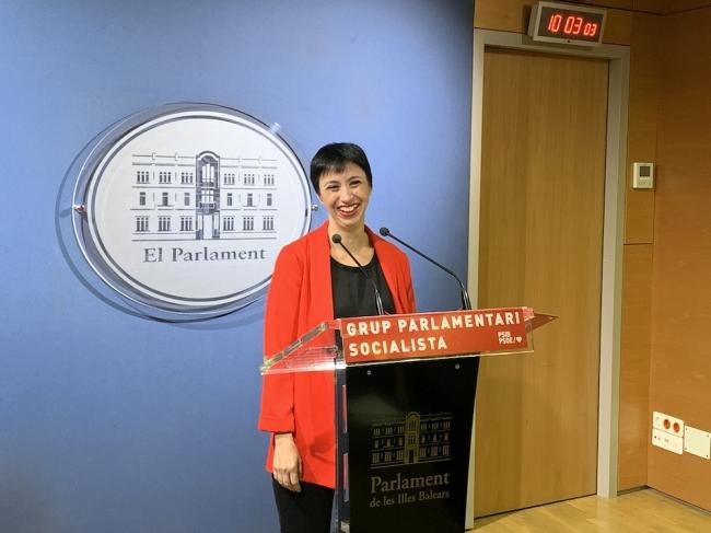 El PSIB-PSOE acusa al PP de estar 'al servicio de algunos particulares poderosos'