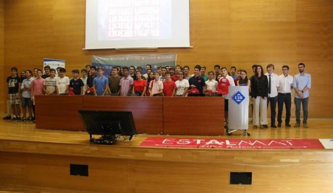 Dieciséis alumnos de secundaria participarán en el proyecto ESTALMAT de estímulo del talento matemático