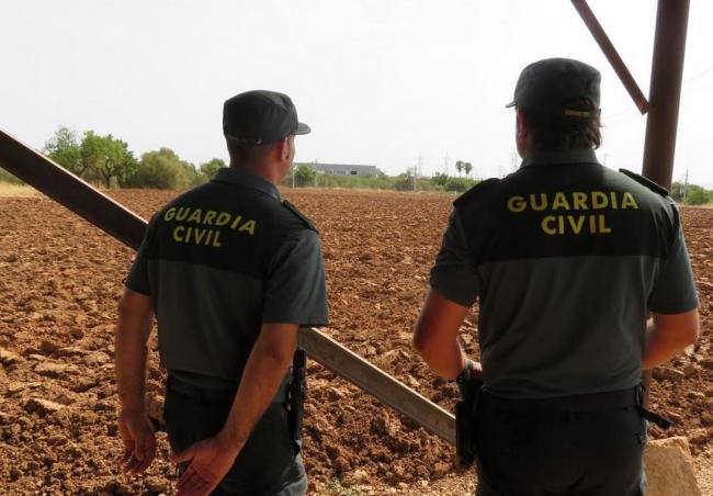 La Guardia Civil detiene a un varón por 30 delitos de robo con fuerza en fincas de la Part Forana