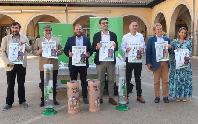 Medi ambient impulsa una campaña de sensibilización ante el riesgo de incumplir los objetivos estatales de reciclaje de pilas