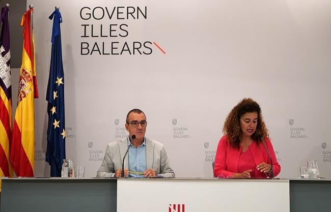 El Govern crea el Instituto Balear de la Energía