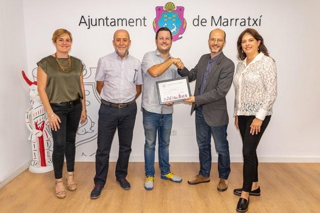 Marratxí recibe el Distintivo SG City 50-50 por la Igualdad de Género