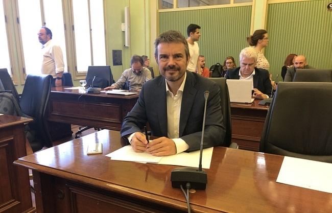 Ciudadanos: El Govern aprobó la devolución del impuesto de la ecotasa sin saber si se podría ejecutar