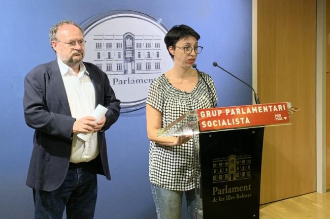 El PSIB-PSOE expresa su máximo respeto a las resoluciones judiciales sobre Cataluña