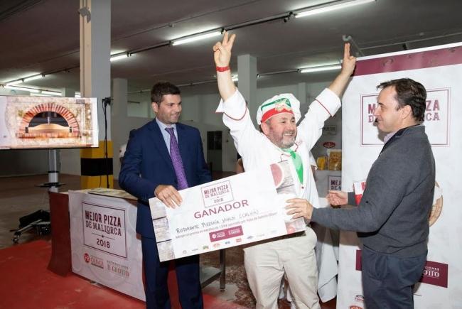 """Cuarenta y cinco pizzerías aspiran a conseguir el triunfo en el III Concurso de """"La mejor pizza de Mallorca"""""""