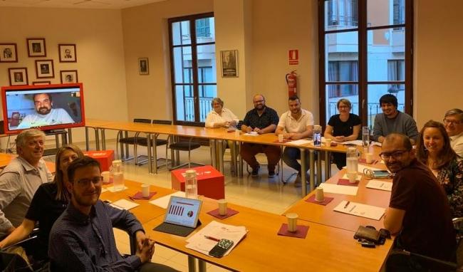 El PSIB-PSOE pone en marcha su Comité Electoral, coordinado por Silvana González