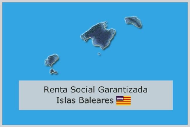 12.546 personas se benefician de la Renta Social Garantizada de las Islas Baleares