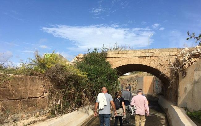 El Consell ha commemorat el Dia internacional del Paisatge amb un recorregut paisatgístic pels torrents de Palma
