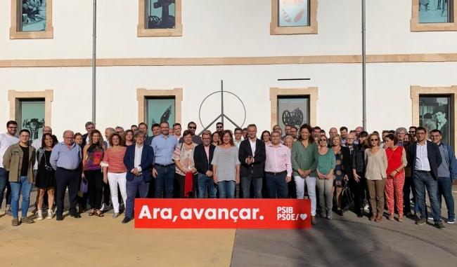 El PSIB-PSOE celebra la Assemblea de Regidors i Regidores de Mallorca