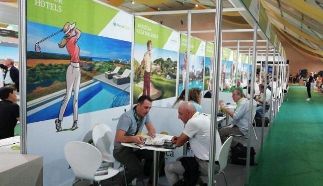 Mallorca promociona su producto de golf en la feria internacional IGTM que se ha celebrado en Marrakech