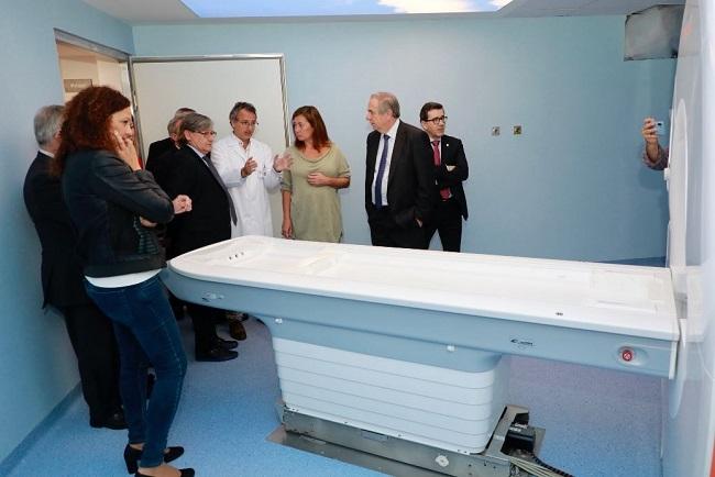 Inauguración del nuevo Hospital Sant Joan de Déu de Inca