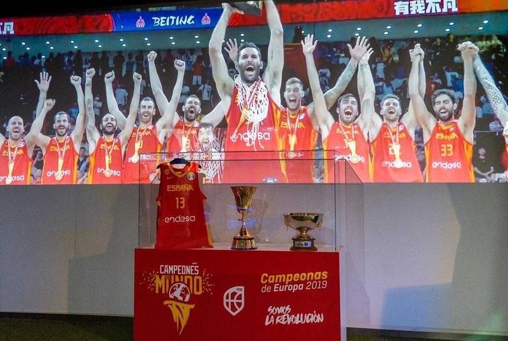 El Govern, el Consell de Mallorca y el Ayuntamiento de Palma presentan candidatura para albergar la Euroliga de baloncesto