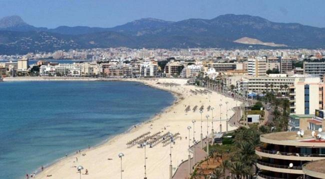 Baleares ofrecerá información en tiempo real para evitar contagios en sus playas