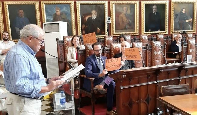 """Ciudadanos Palma: """"El Ayuntamiento gasta dinero público en una revista independentista"""""""