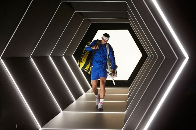 Nadal vence a Tsonga para llegar a semifinales en París