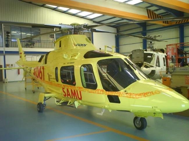 SATSE Illes Balears logra que se realicen los vuelos del 061 con los máximos estándares de seguridad