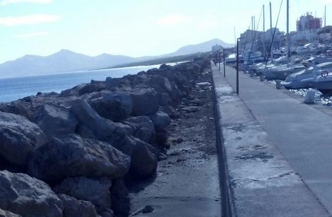 El GOB pide explicaciones a Ports por el dragado del Club Náutico de Can Picafort