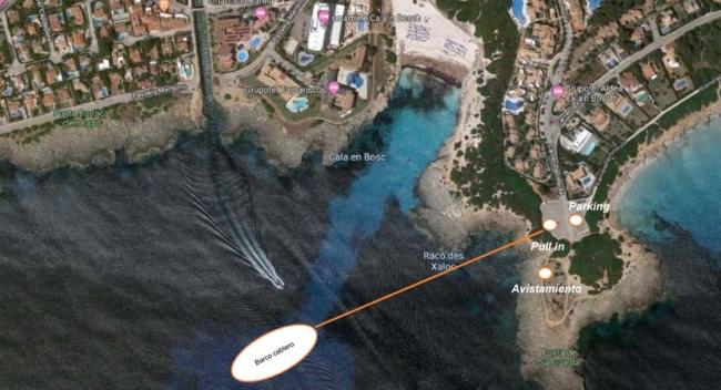 Red Eléctrica inicia mañana el tendido del enlace eléctrico submarino entre Menorca y Mallorca