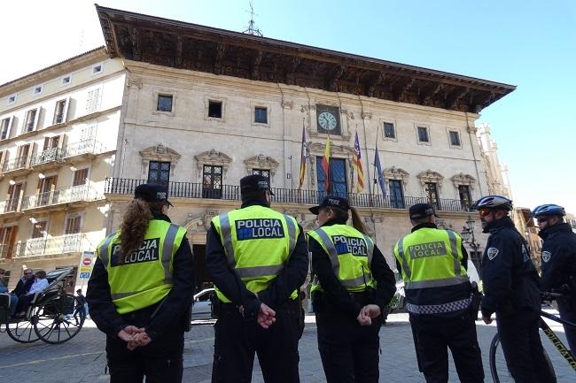 Un total de 426 persones solicitan opositar a las 101 places de Policia Local