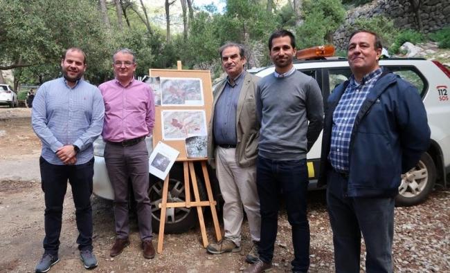 IBANAT destina más de 300.000 € a las obras de emergencia para reparar caminos dañados por las lluvias