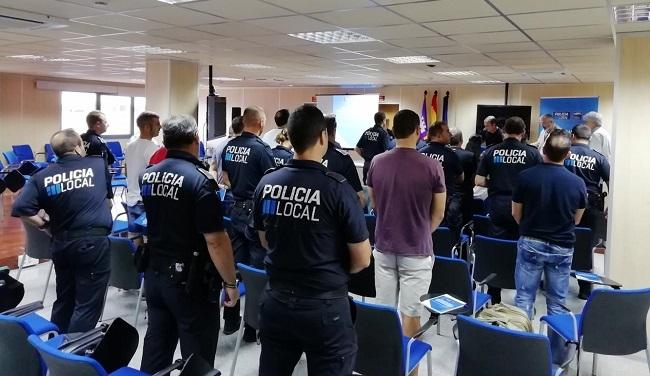 Veintitrés agentes de policía local se forman para mejorar la atención a las víctimas de violencia machista