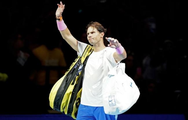 Rafa Nadal cae ante Zverev en su estreno en el torneo de 'Maestros'