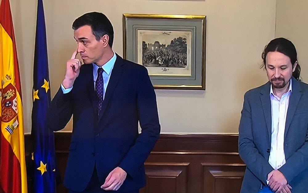 El PSIB-PSOE expresa su profunda satisfacción por el preacuerdo de Gobierno entre socialistas y Unidas Podemos